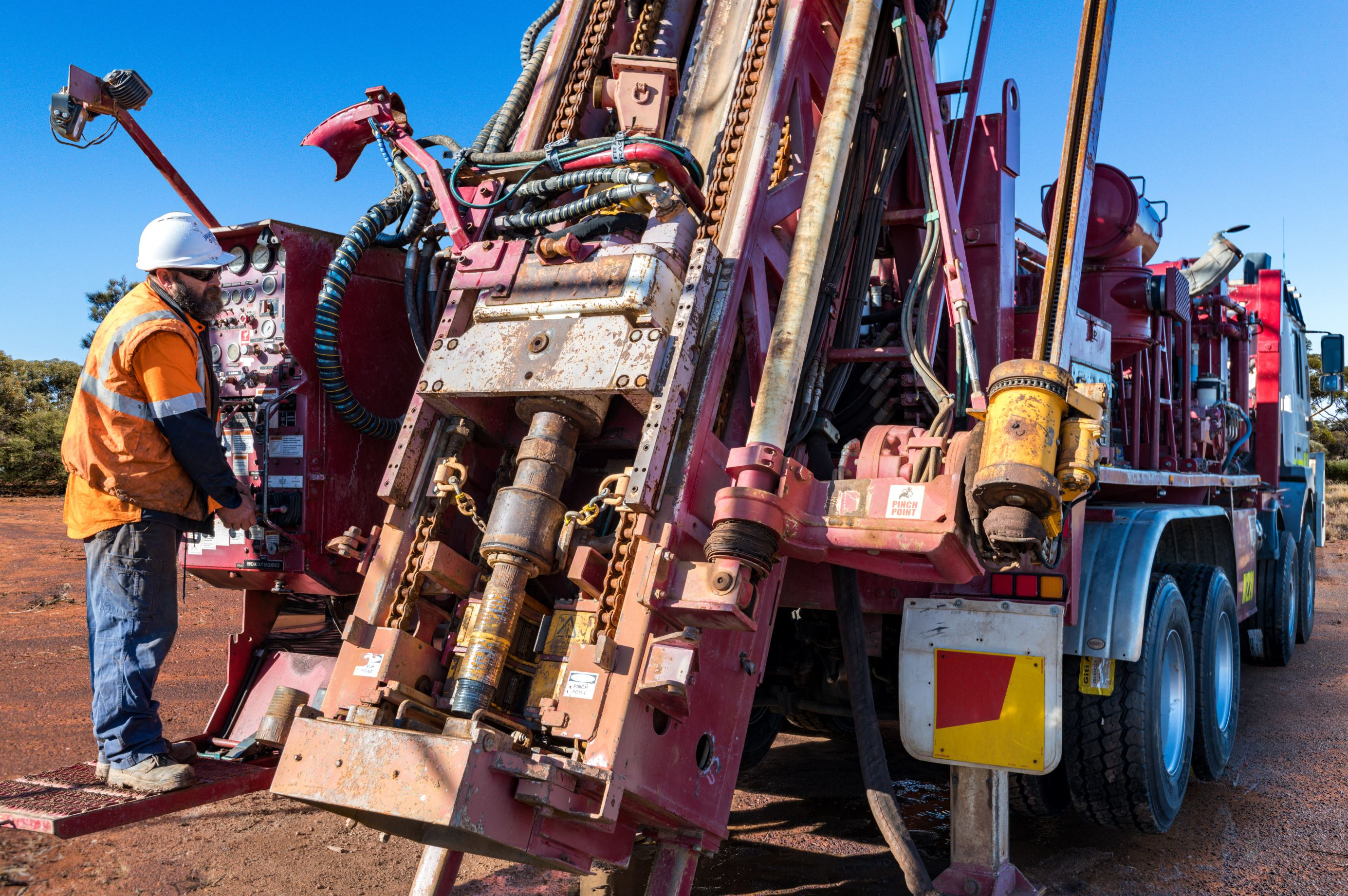 Jarahfire: creating value through exploration drilling business launch